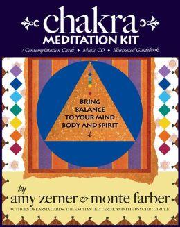 Chakra Meditation Kit: Bring Balance to Your Mind, Body and Spirit