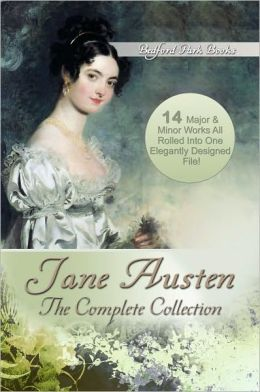 Jane Austen: The Complete Collection (With Active Table of Contents)