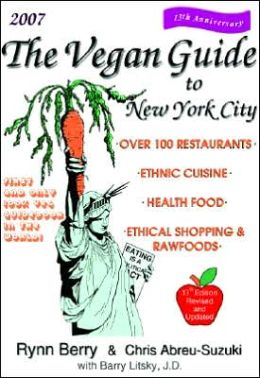 Vegan Guide to New York City 2007