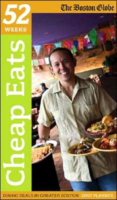 Cheap Eats, 2007 Planner: Dining Meals in Greater Boston