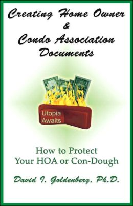 Creating Home Owner & Condo Association Documents