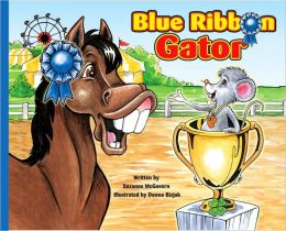 Blue Ribbon Gator