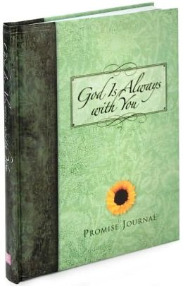 God is Always with You Promise Journal 7x9