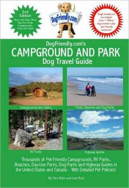 DogFriendly.com's Campground and Park Dog Travel Guide