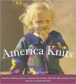 America Knits Audio CD