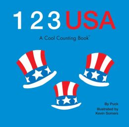 123 USA: A Cool Counting Book