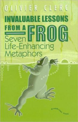 Invaluable Lessons from A Frog