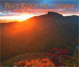2009 Blue Ridge Mountains Scenic Wall