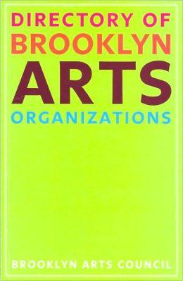 Directory of Brooklyn Arts Organizations