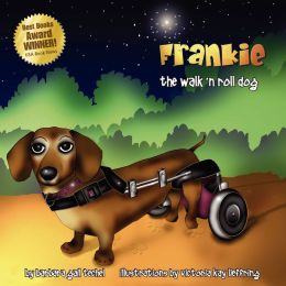 Frankie, The Walk 'N Roll Dog