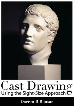 Cast Drawing Using the Sight-Size Approach