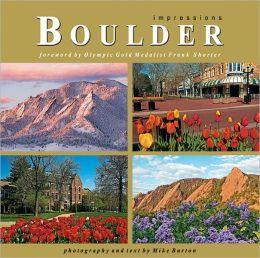 Boulder Impressions