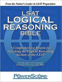 LSAT Logical Reasoning Bible