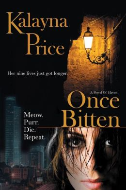 Once Bitten (Novels of Haven Series #1)