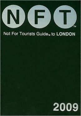 Not for Tourists Guide to London [With Fold Out Map]