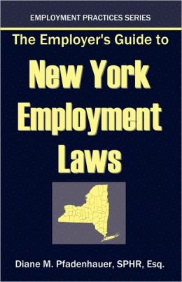 The Employer's Guide To New York Employment Laws