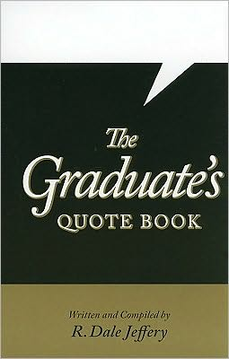 The Graduate's Quote Book
