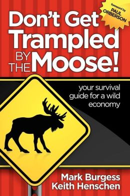Don't Get Trampled by the Moose!