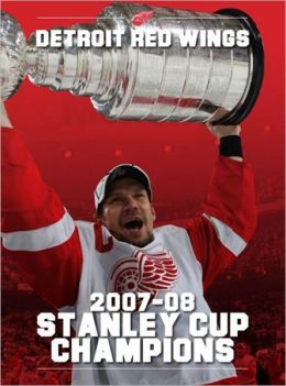 Detroit Red Wings: 2007-08 Stanley Cup Champions