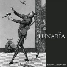 2011 Lunaria Lunar Walll Calendar