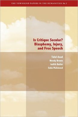 Is Critique Secular?