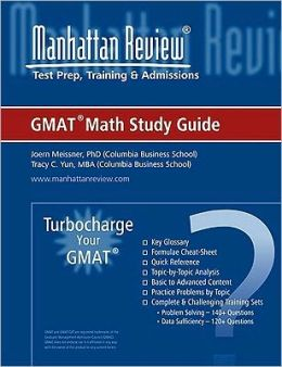 Math Study Guide: Turbocharge Your GMAT