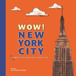 Wow! New York City: Imagine a City Built with a Paper Clip . . .