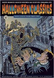Graphic Classics, Volume 23: Halloween Classics