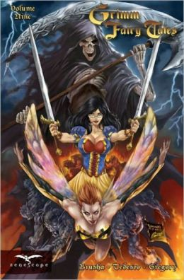 Grimm Fairy Tales, Volume 9