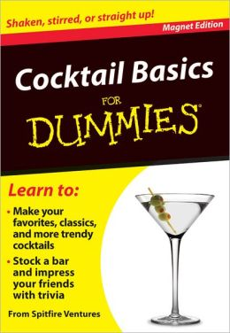 Cocktail Basics for Dummies: Shaken, Stirred or Straight Up!