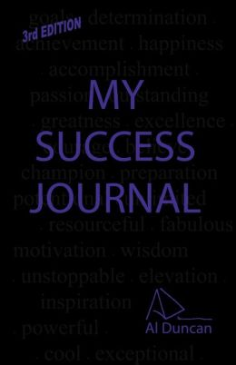 My Success Journal For Young People (3rd Edition)