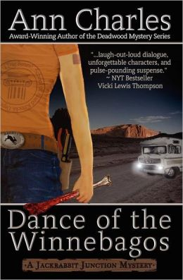Dance of the Winnebagos: A Jackrabbit Junction Mystery