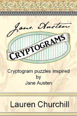 Jane Austen Cryptograms: Cryptogram Puzzles Inspired by Jane Austen