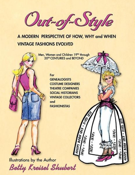 Out-Of-Style: A Modern Perspective of How ,Why and When Vintage Fashions Evolved