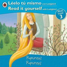 Rapunzel/Rapunzel: Bilingual Fairy Tales (Level 3)