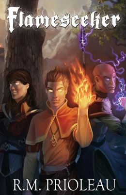 Flameseeker: The Pyromancer Trilogy - Book 3