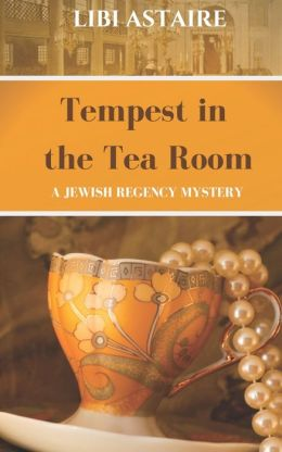 Tempest in the Tea Room: An Ezra Melamed Mystery