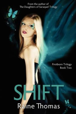 Shift: Firstborn Trilogy Book Two