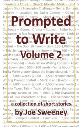 Prompted to Write, Volume 2