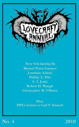 Lovecraft Annual No. 4 (2010)