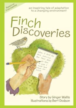Finch Discoveries: an inspiring tale of adaptation to a changing environment