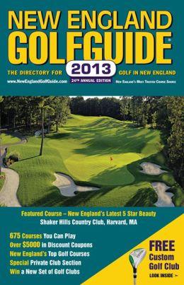 New England GolfGuide 2013