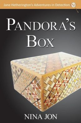 Pandora's Box: Jane Hetherington's Adventures in Detection: 2