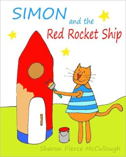 Simon and the Red Rocket Ship