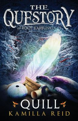 The Questory of Root Karbunkulus: Quill