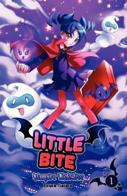 Little Bite Vampire Detective, (Comic Book) Graphic Novel