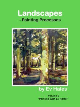 Landscapes: Painting Processes