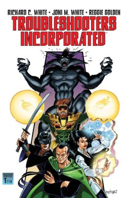 Troubleshooters Incorporated: Night Stalkings