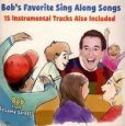 CD Cover Image. Title: Bob's Favorite Sing Along Songs, Artist: Bob McGrath