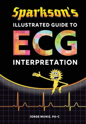 Book Sparkson's Illustrated Guide to ECG Interpretation